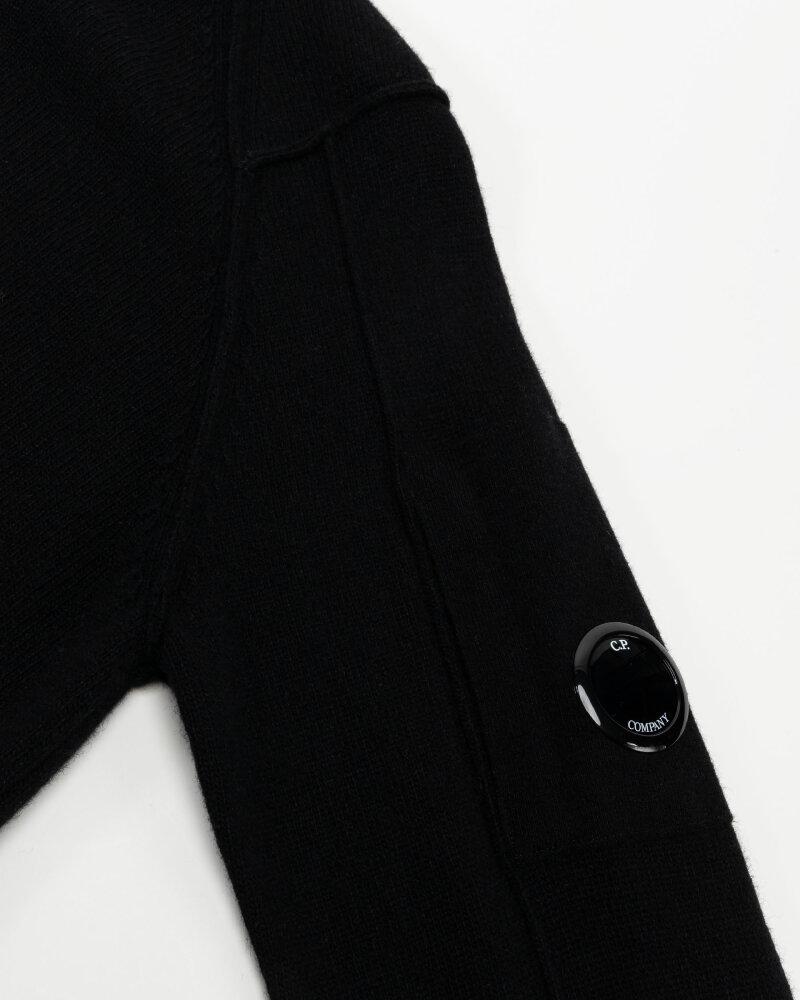 Sweter C.p. Company 11CMKN088A005504A_999 czarny - fot:4
