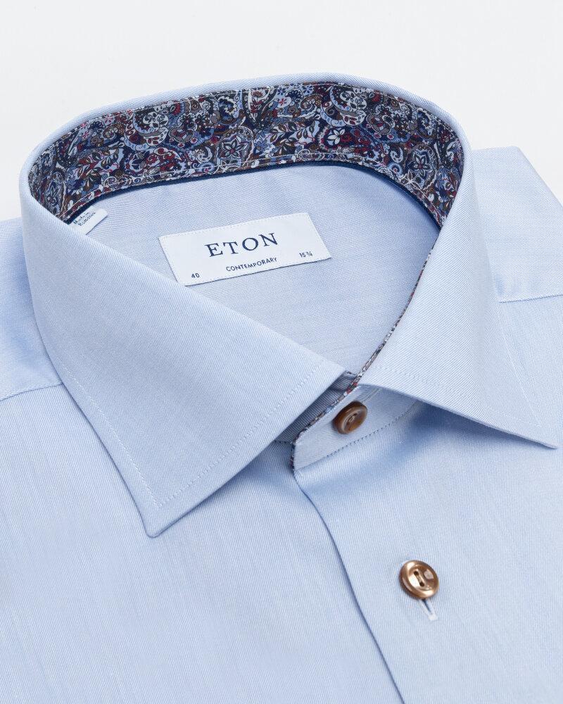 Koszula Eton 1000_02444_21 błękitny - fot:2