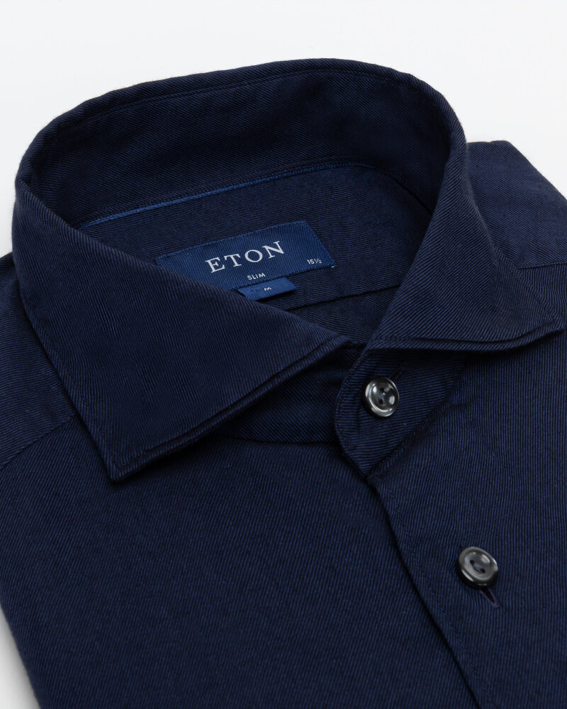 Koszula Eton 1000_02463_29 granatowy - fot:2
