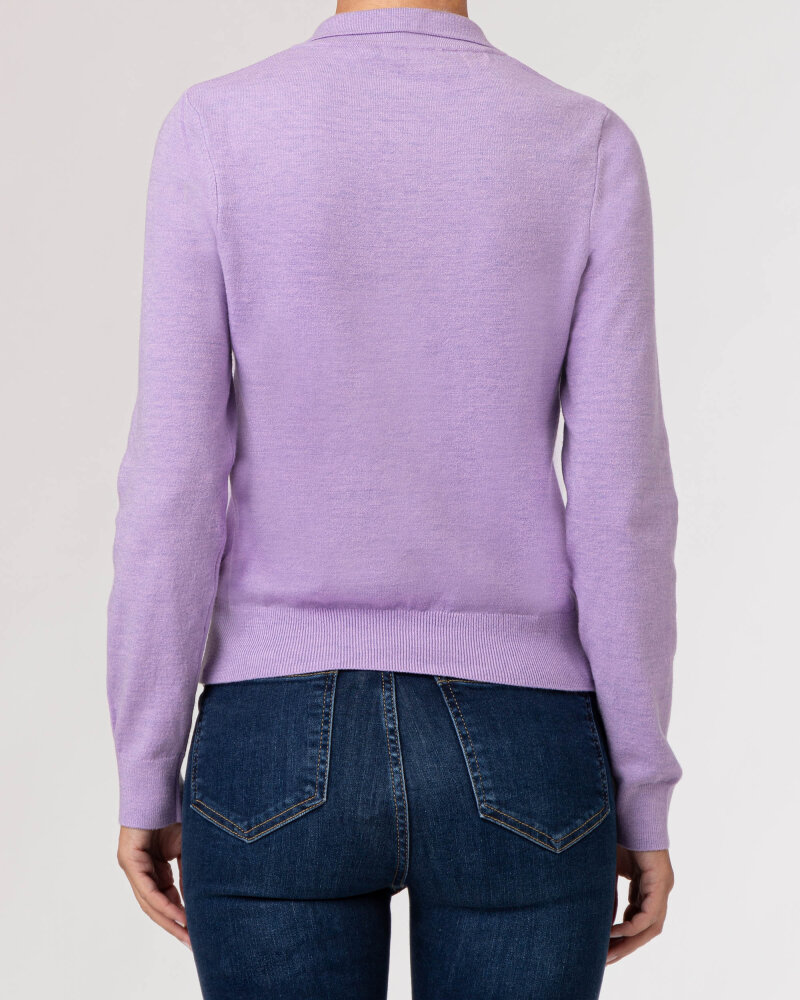 Sweter Na-Kd 1100-004252_PURPLE fioletowy - fot:4