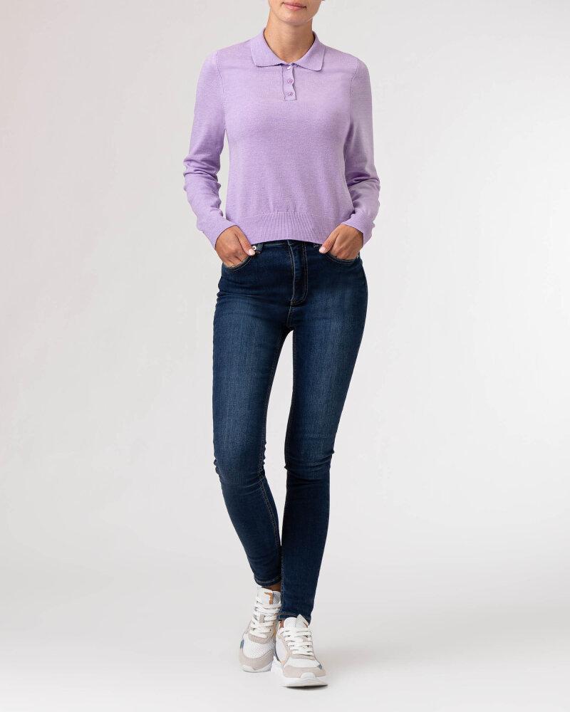 Sweter Na-Kd 1100-004252_PURPLE fioletowy - fot:5