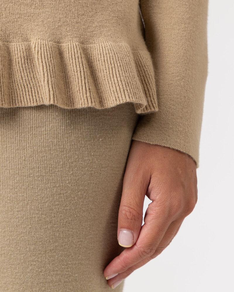 Bluzka Na-Kd 1100-004264_KHAKI beżowy - fot:3