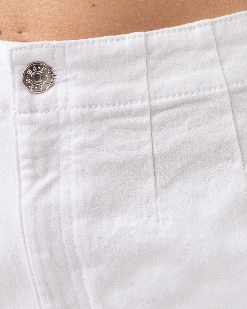 Szorty Na-Kd 1659-000081_WHITE biały - fot:3
