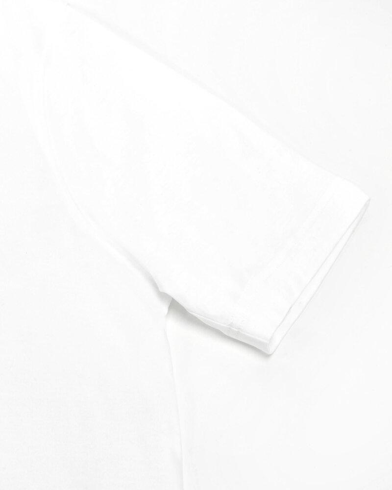 T-Shirt Eton 1000_02356_00 biały - fot:6