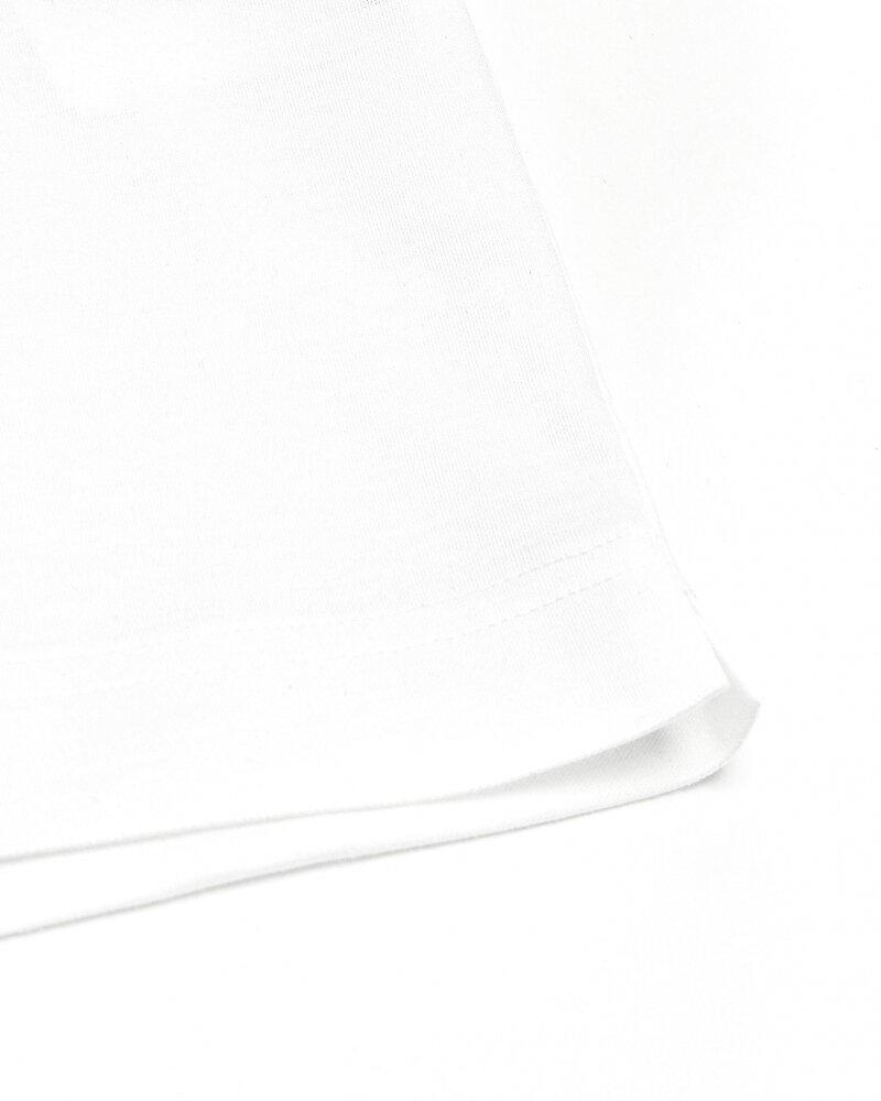 T-Shirt Eton 1000_02356_00 biały - fot:5