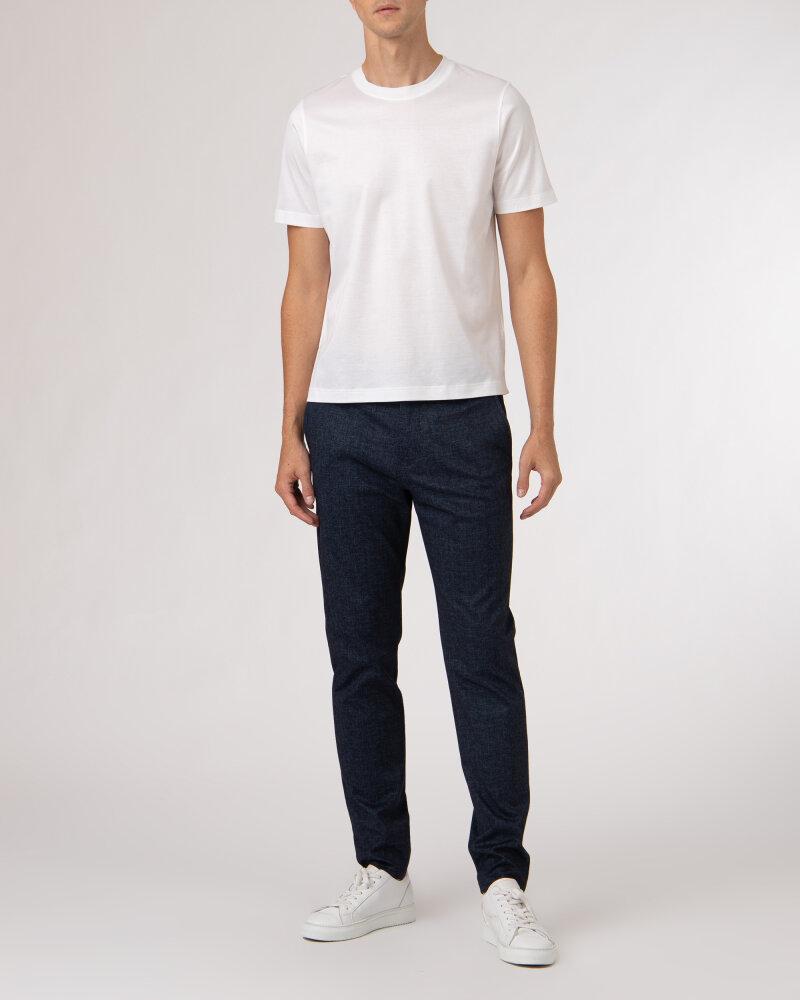 T-Shirt Eton 1000_02356_00 biały - fot:8