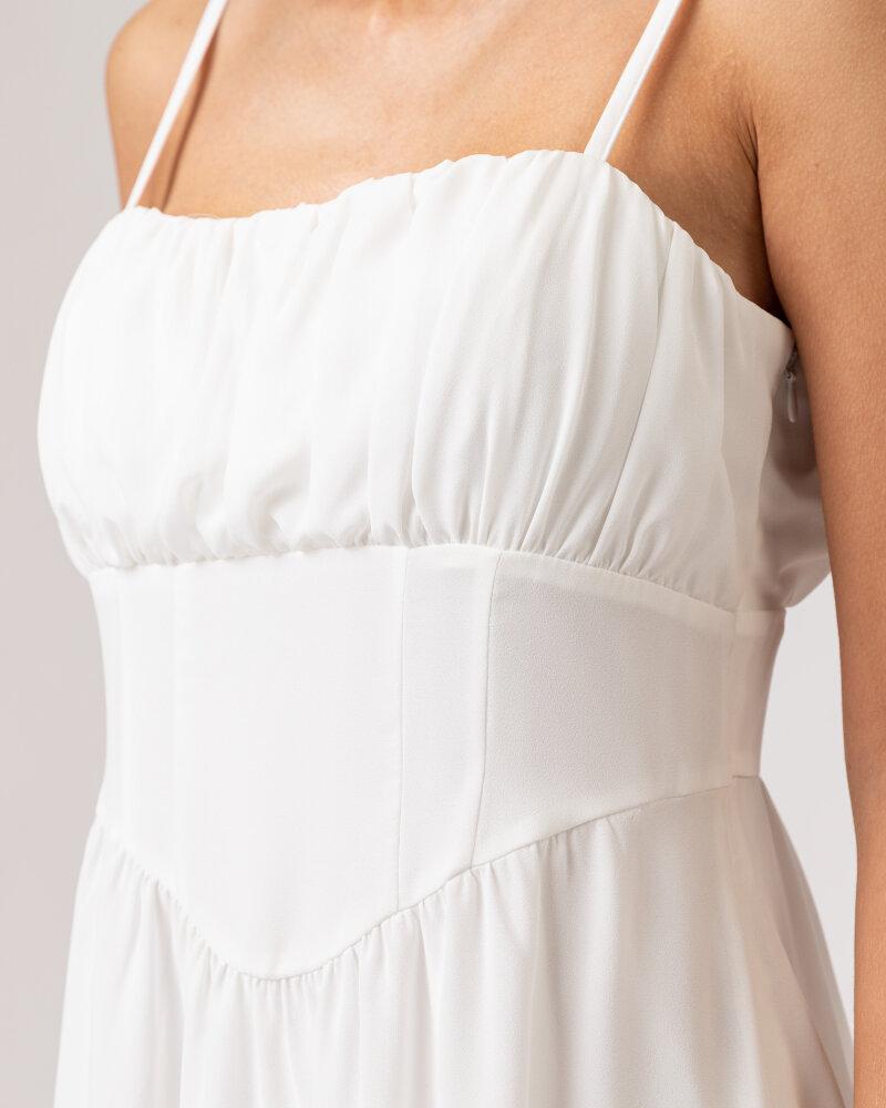 Sukienka Na-Kd 1659-000067_WHITE biały - fot:3