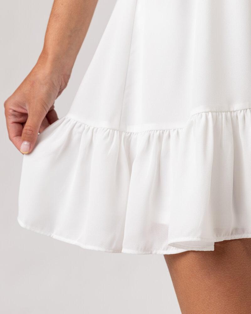 Sukienka Na-Kd 1659-000067_WHITE biały - fot:4