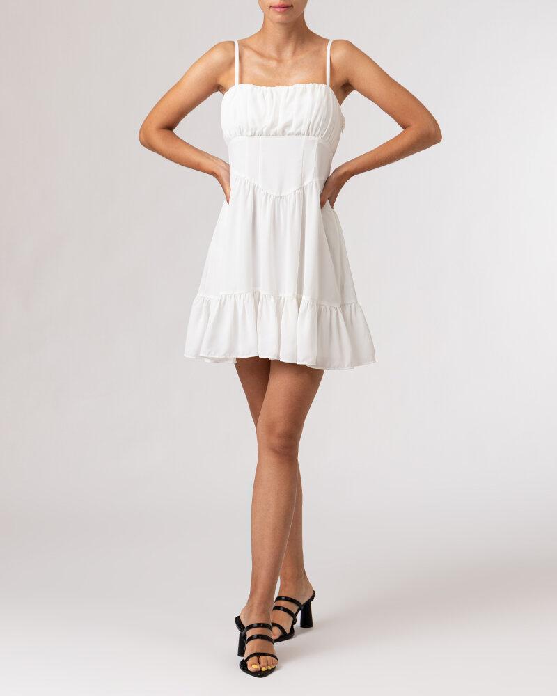 Sukienka Na-Kd 1659-000067_WHITE biały - fot:6