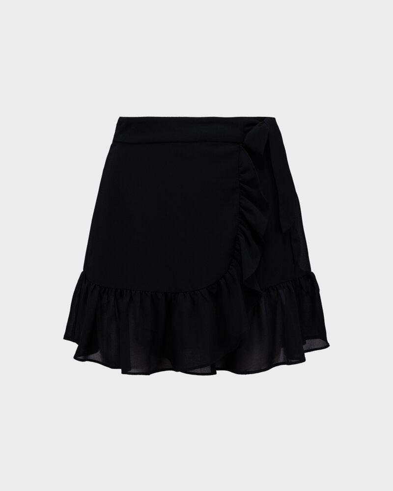 Spódnica Na-Kd 1659-000079_BLACK czarny - fot:1