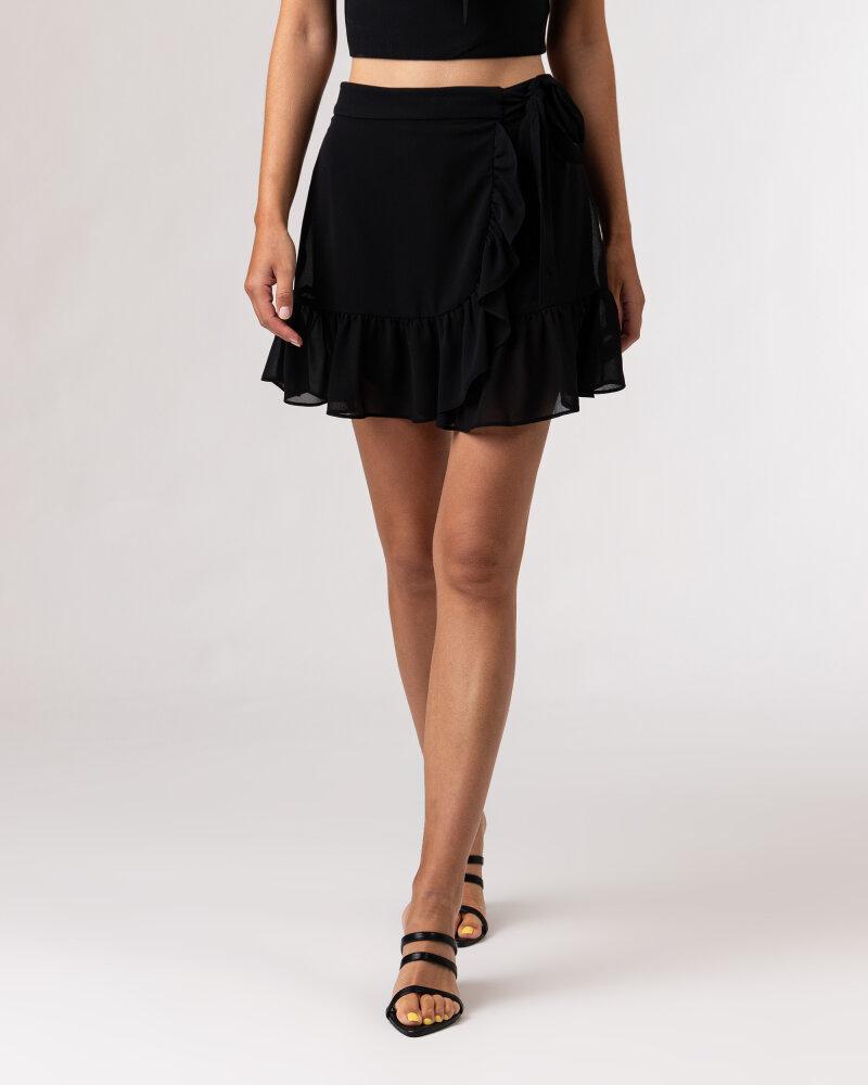 Spódnica Na-Kd 1659-000079_BLACK czarny - fot:2