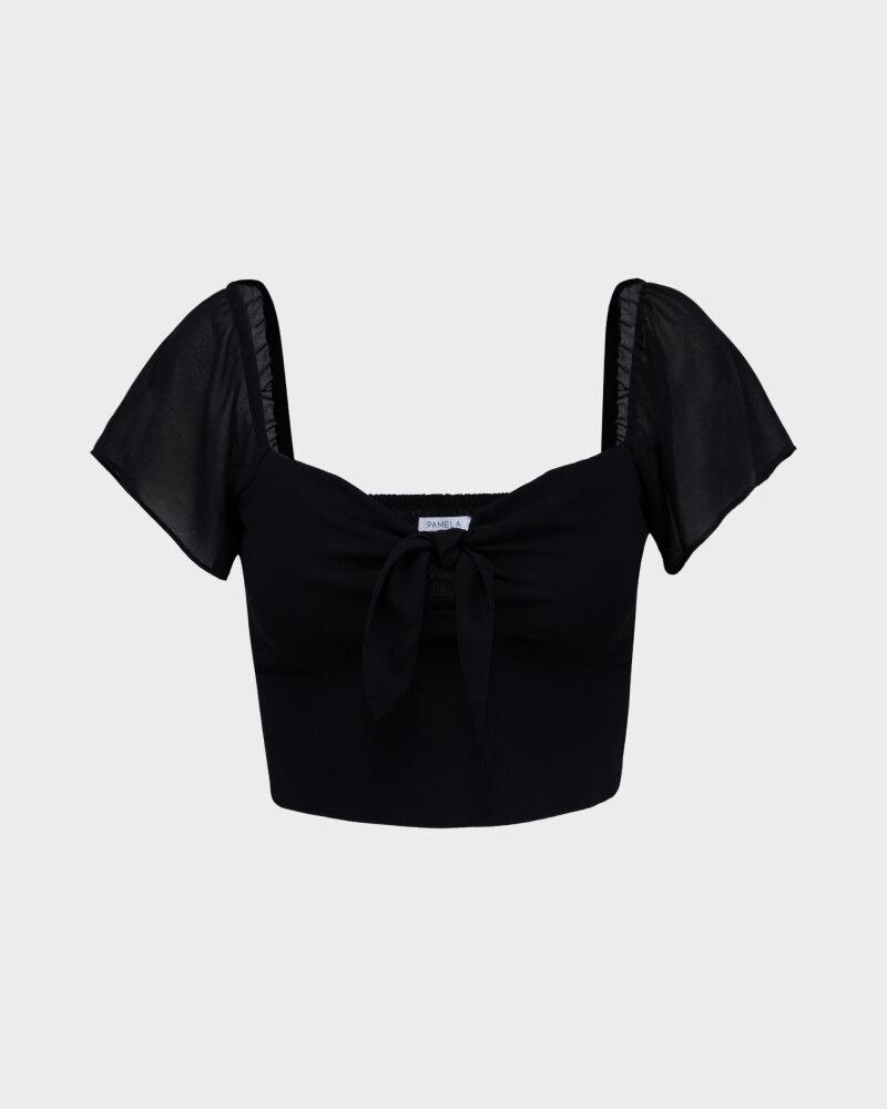 Bluzka Na-Kd 1659-000088_BLACK czarny - fot:1