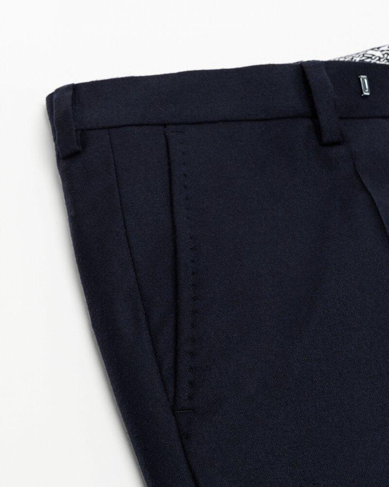 Spodnie Baldessarini 9019_17050_6300 granatowy - fot:5