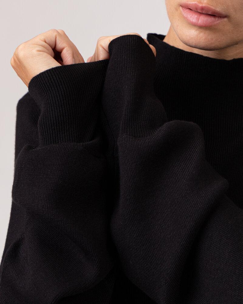 Sweter Na-Kd 1100-004251_BLACK czarny - fot:3