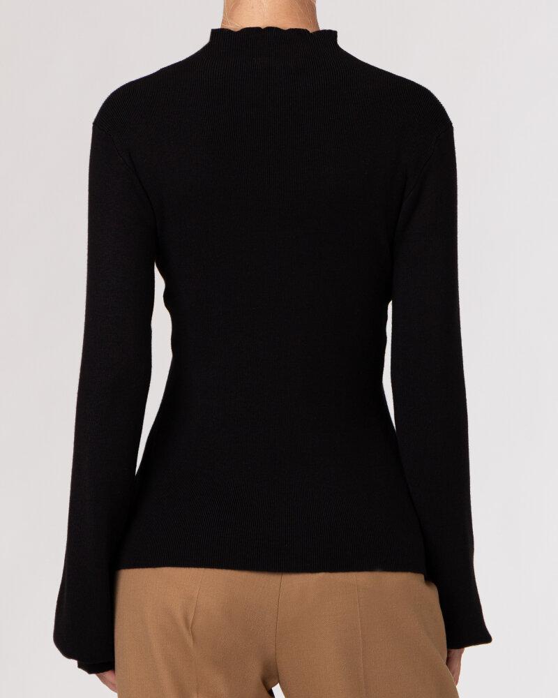 Sweter Na-Kd 1100-004251_BLACK czarny - fot:4