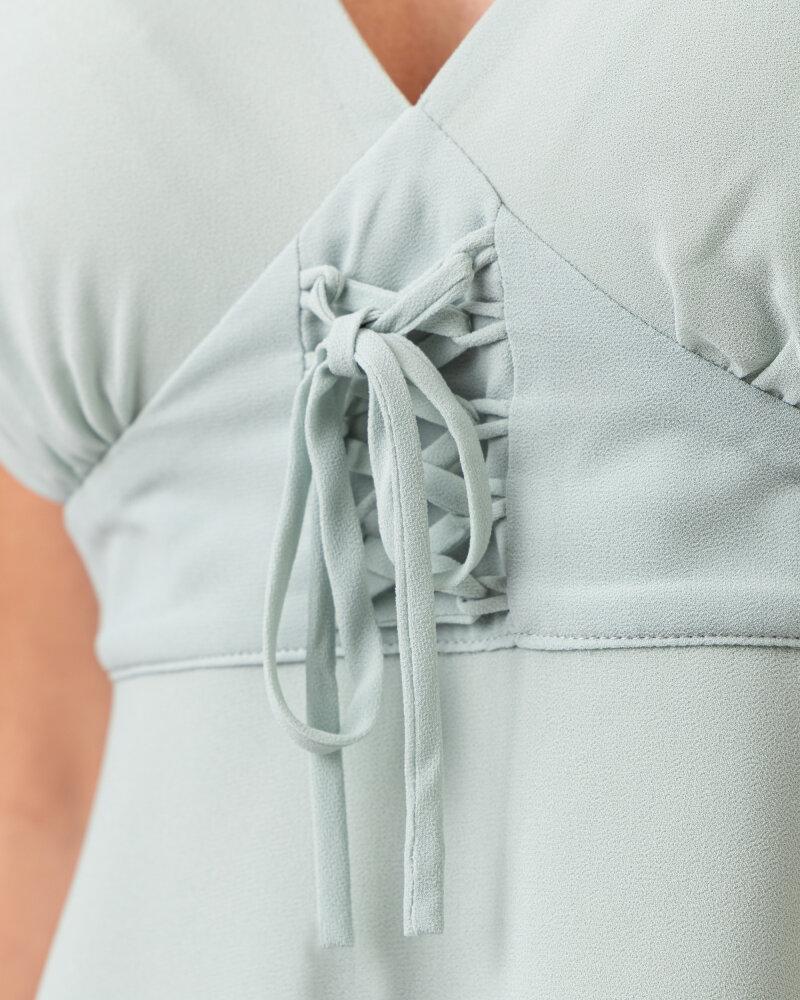 Bluzka Na-Kd 1659-000085_VINTAGE MINT jasnozielony - fot:3