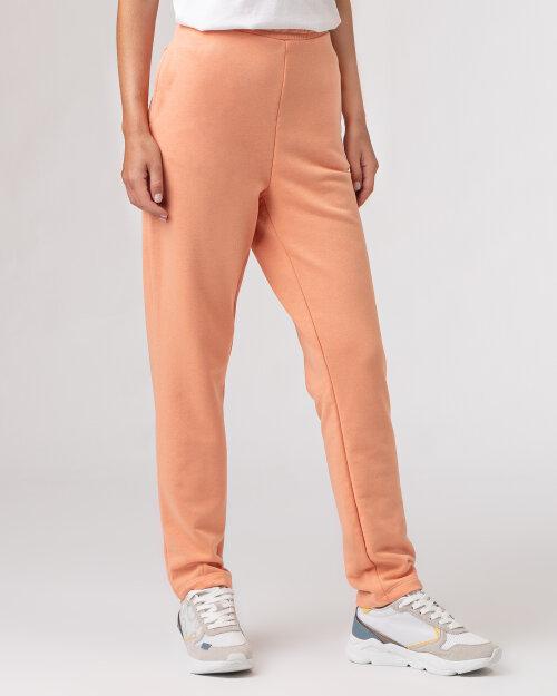 Spodnie Na-Kd 1100-004270_PEACH pomarańczowy