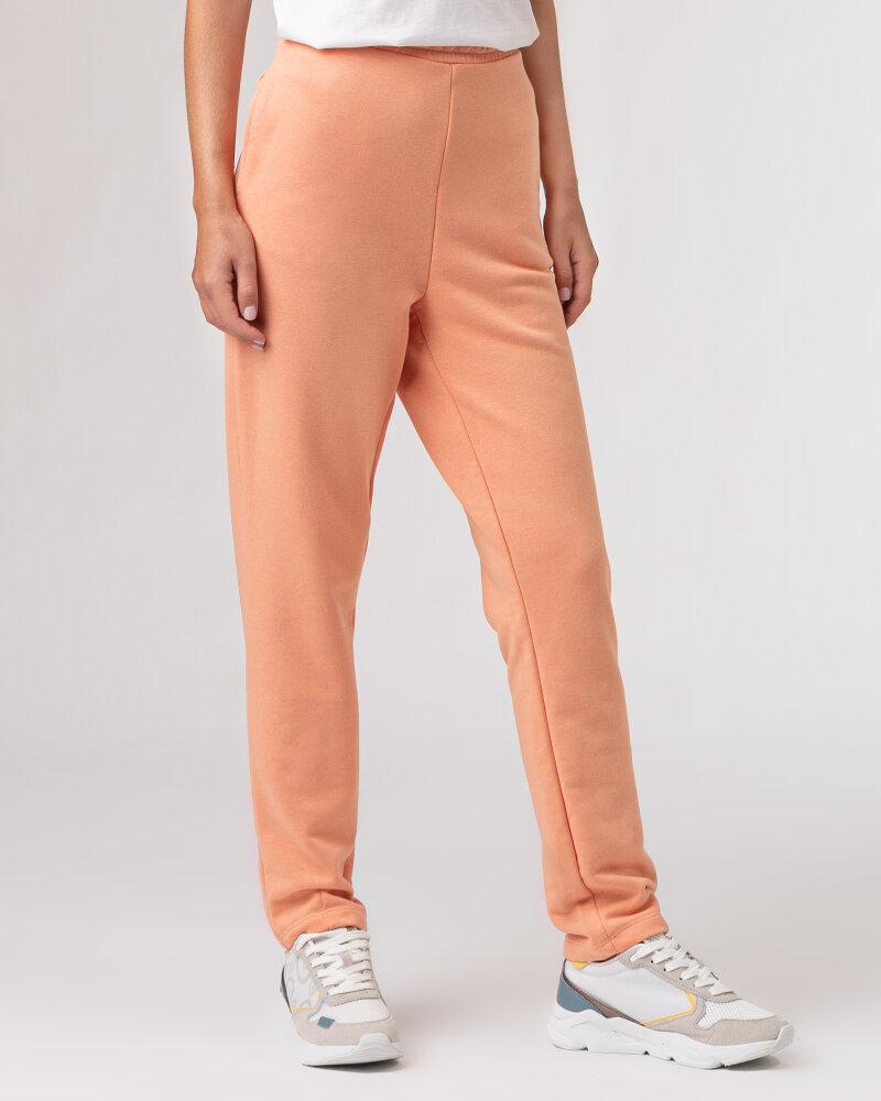 Spodnie Na-Kd 1100-004270_PEACH pomarańczowy - fot:2