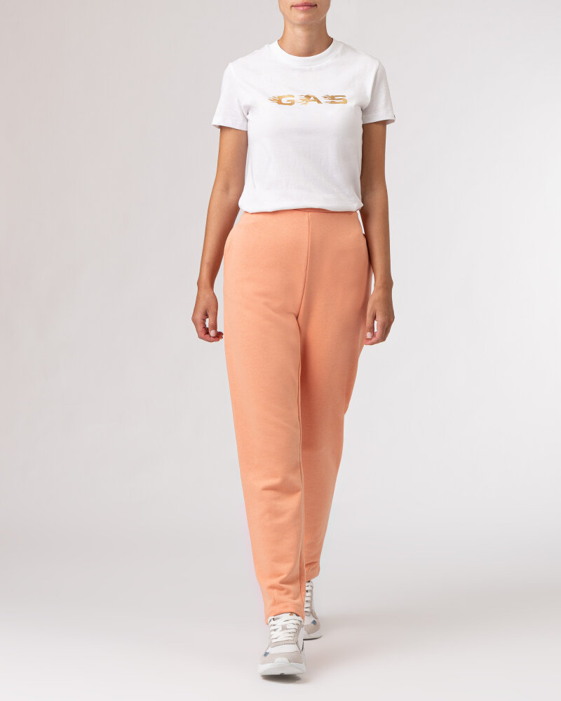 Spodnie Na-Kd 1100-004270_PEACH pomarańczowy - fot:5