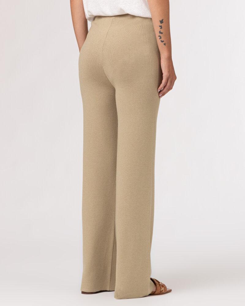 Spodnie Na-Kd 1100-004265_KHAKI khaki - fot:3
