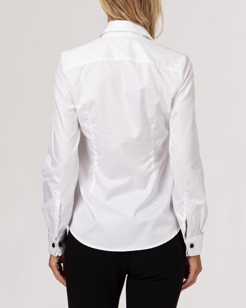 Koszula Stenstroms SADIE 261145_1033_000 biały - fot:4