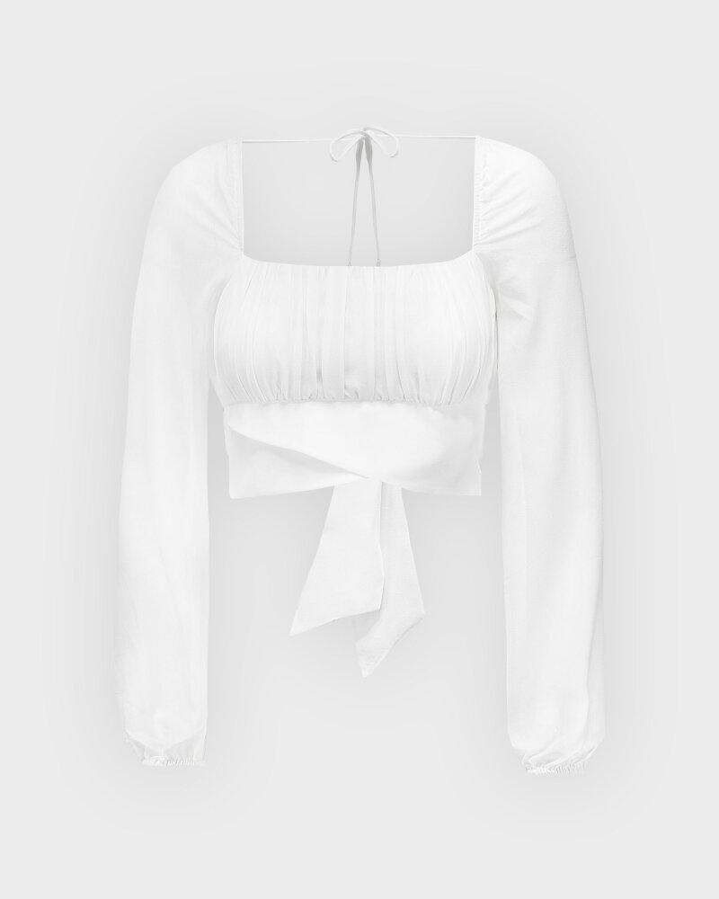 Bluzka Na-Kd 1659-000080_WHITE biały - fot:1