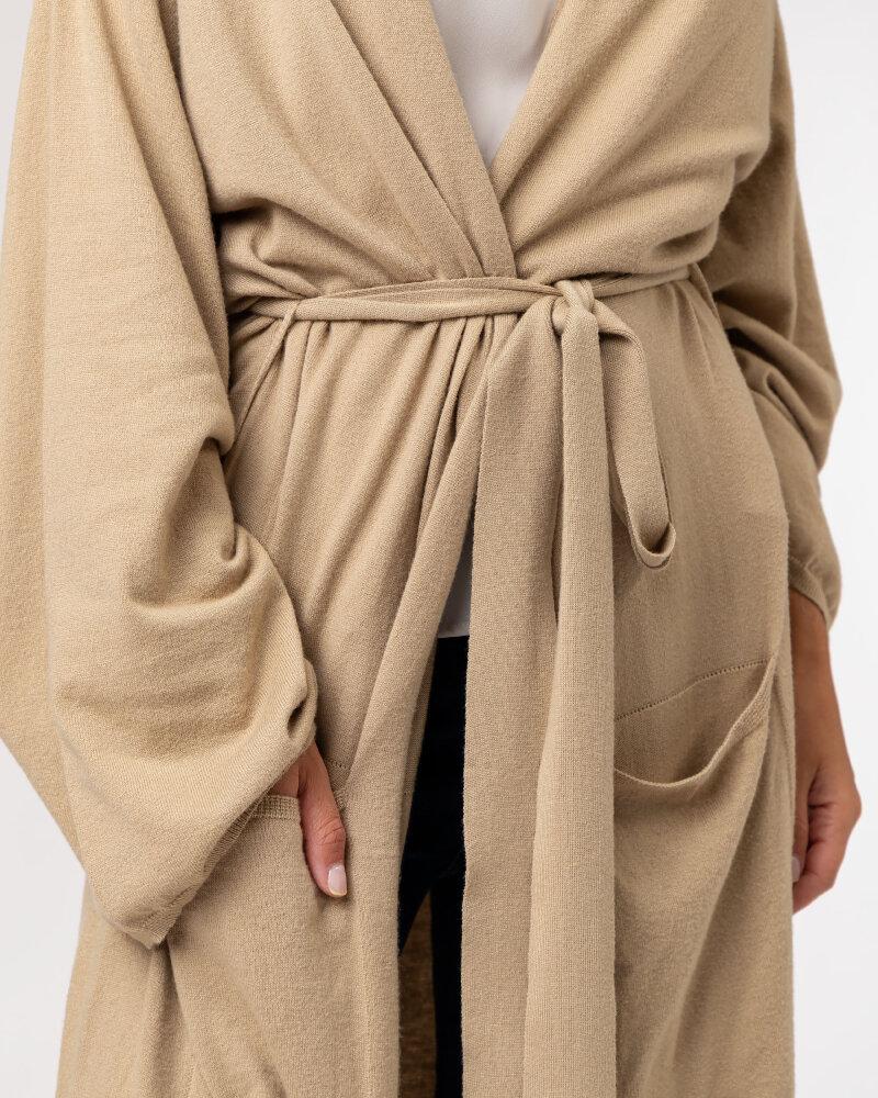 Sweter Na-Kd 1100-004266_KHAKI khaki - fot:3