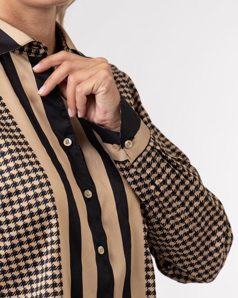 Koszula Stenstroms SOFIE 261004_6895_601 beżowy - fot:5