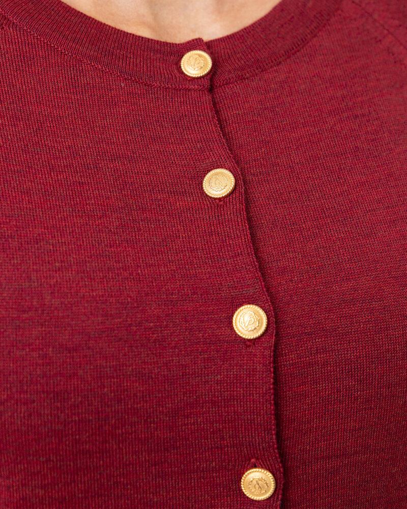 Sweter Stenstroms AMMIE 450108_2777_580 bordowy - fot:5