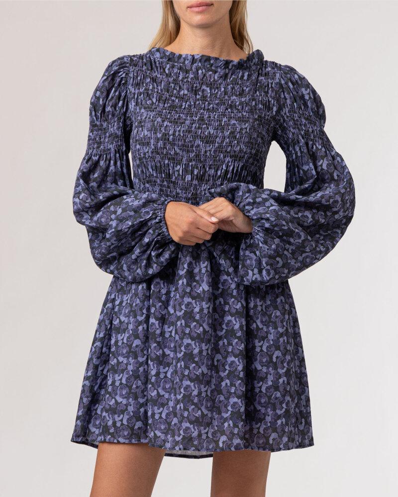 Sukienka Na-Kd 1018-007257_PURPLE fioletowy - fot:2