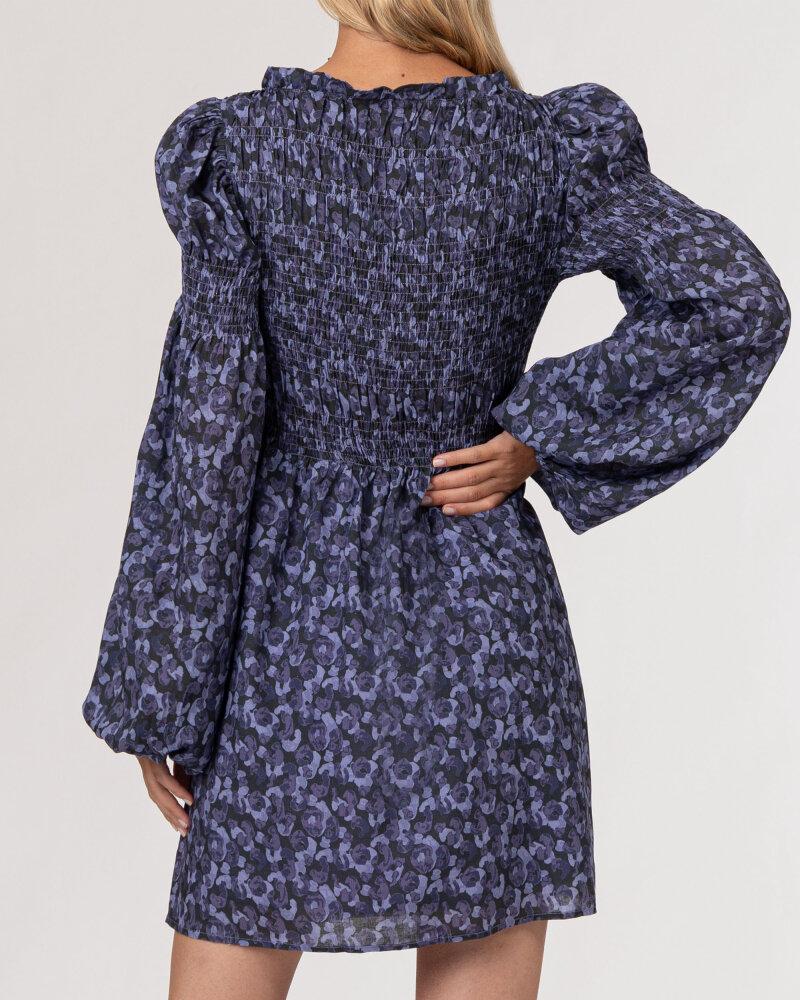 Sukienka Na-Kd 1018-007257_PURPLE fioletowy - fot:4