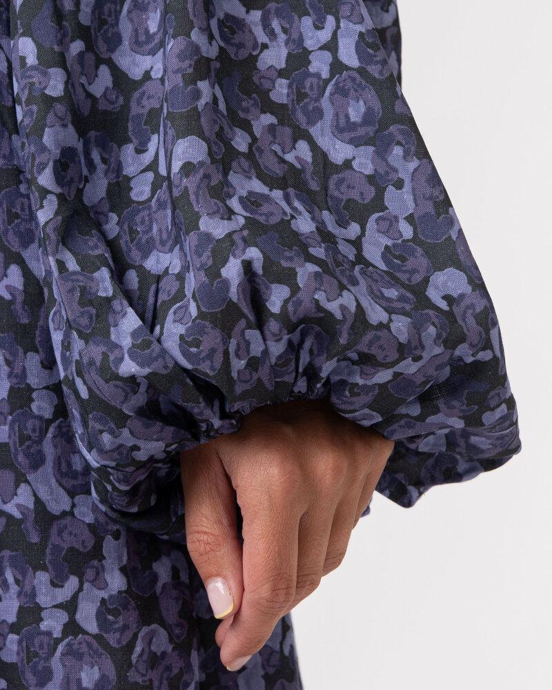 Sukienka Na-Kd 1018-007257_PURPLE fioletowy - fot:5