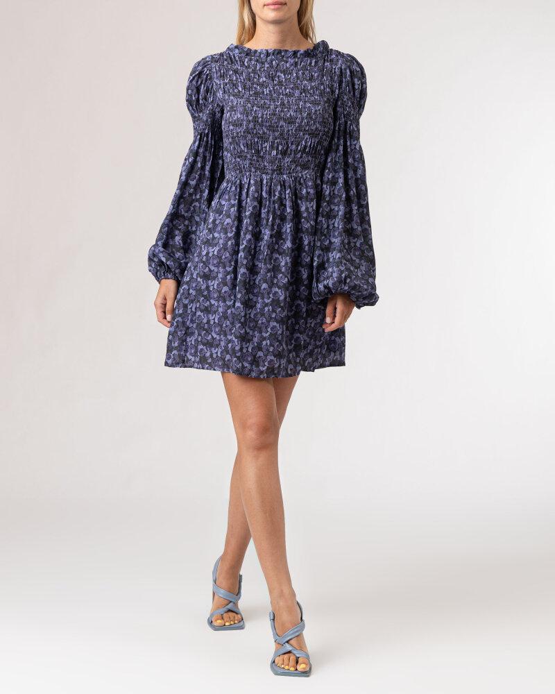 Sukienka Na-Kd 1018-007257_PURPLE fioletowy - fot:6