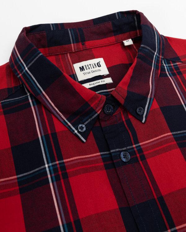 Koszula Mustang 1011423_12096 czerwony
