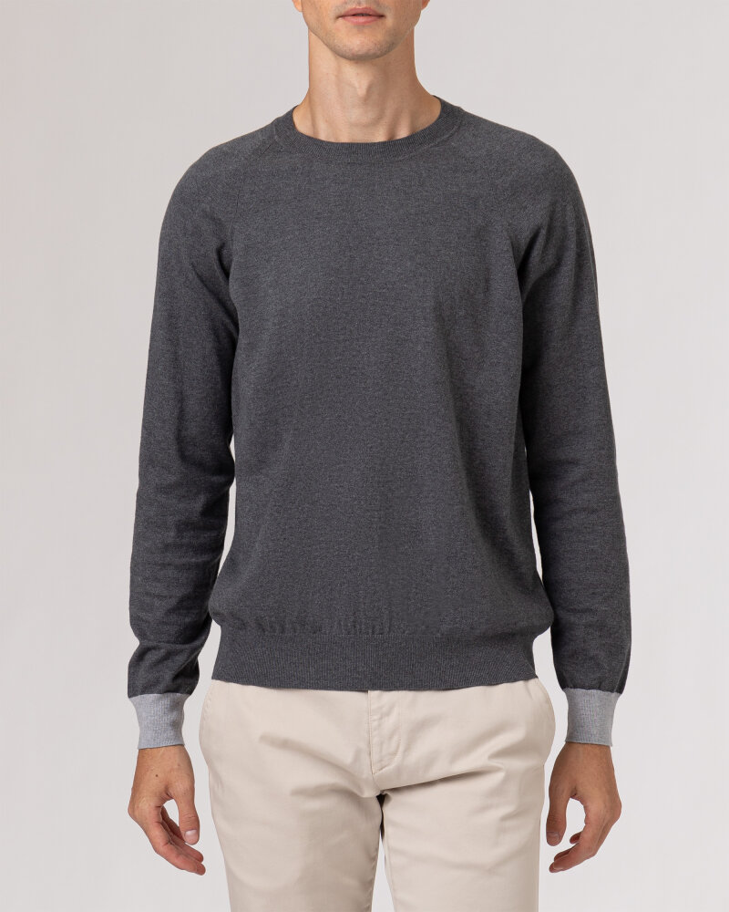 Sweter Roy Robson 091058601079900/01_A040 szary - fot:2