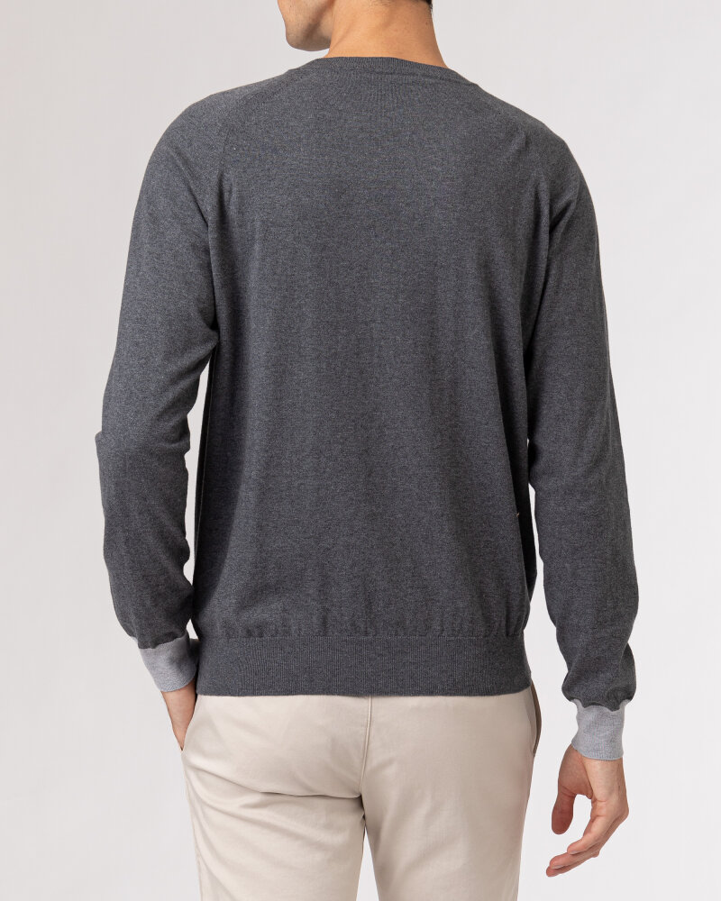 Sweter Roy Robson 091058601079900/01_A040 szary - fot:4