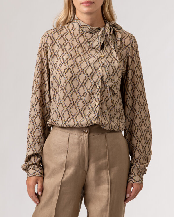 Bluzka Stenstroms BENITA 261146_6853_221 beżowy