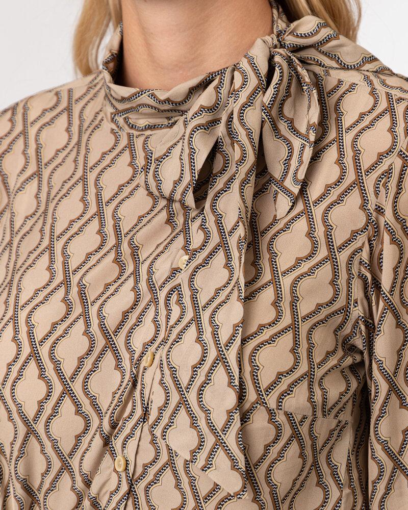 Bluzka Stenstroms BENITA 261146_6853_221 beżowy - fot:3