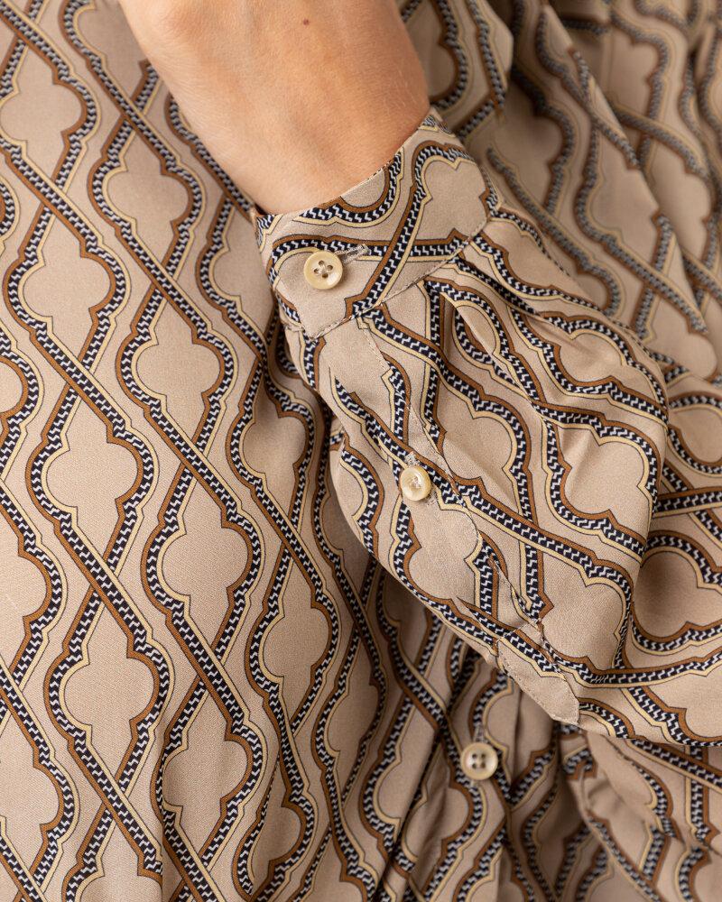 Bluzka Stenstroms BENITA 261146_6853_221 beżowy - fot:4