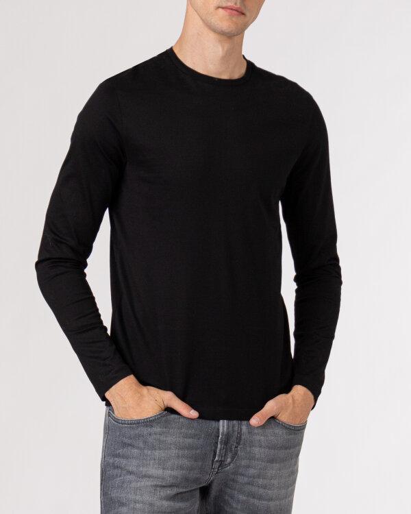 T-Shirt Baldessarini 5047_20025_9000 czarny