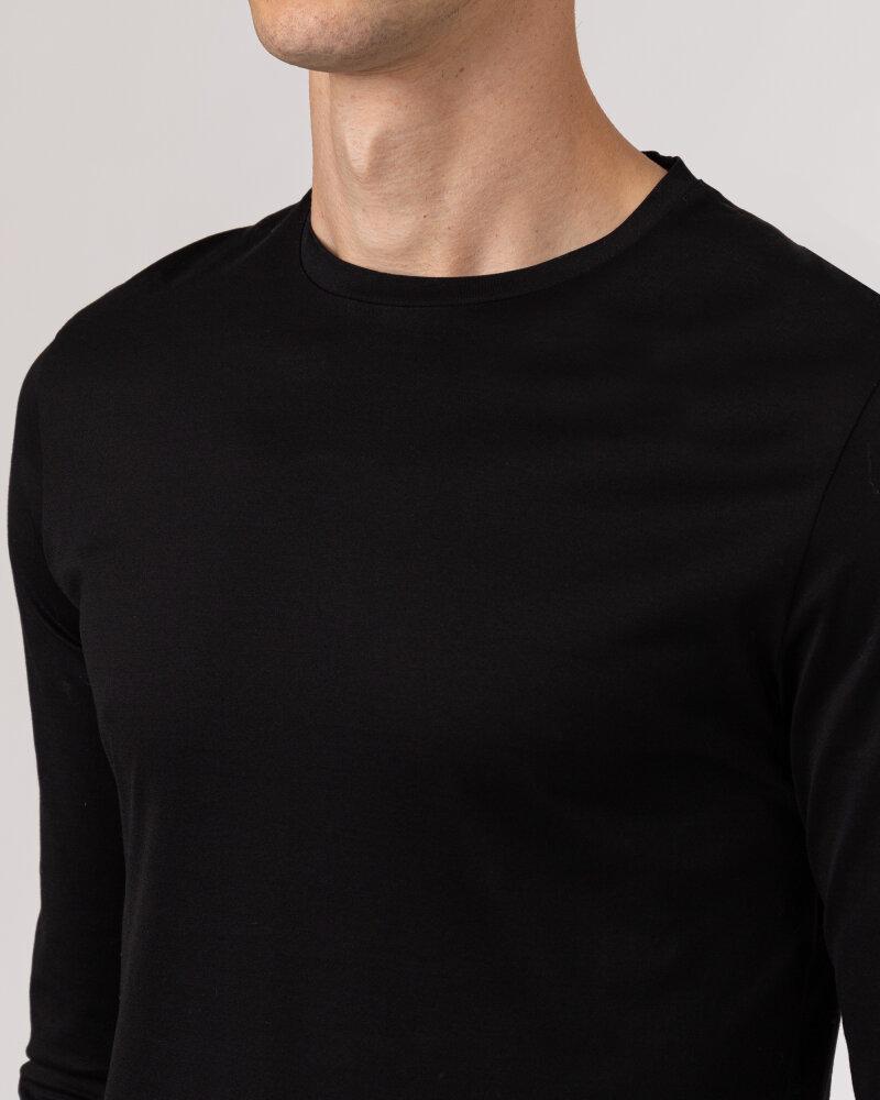 T-Shirt Baldessarini 5047_20025_9000 czarny - fot:3