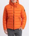 Kurtka Navigare NV67053_334 ARANCIO INTENS pomarańczowy