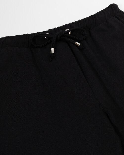 Spodnie Fraternity NOS_W-TRO-0056 NOS_BLACK czarny