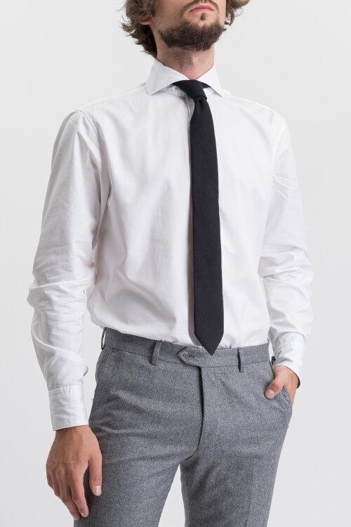 Krawat Oscar Jacobson 6580_4849_310 czarny