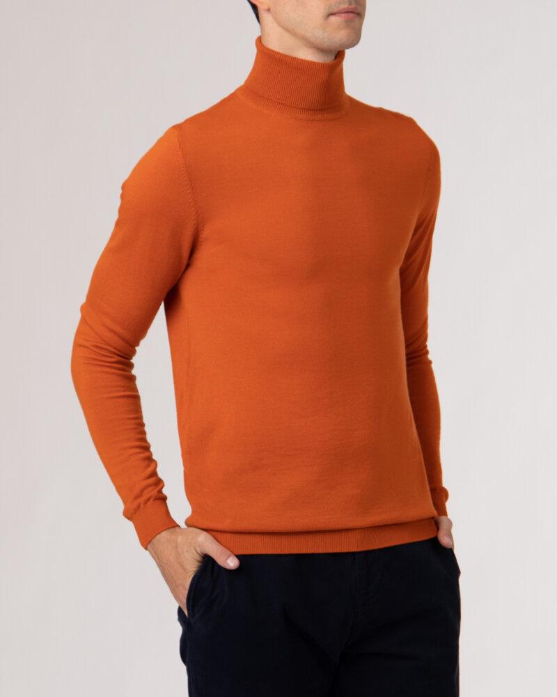 Sweter Roy Robson D91050541739900/04_A820 pomarańczowy - fot:2