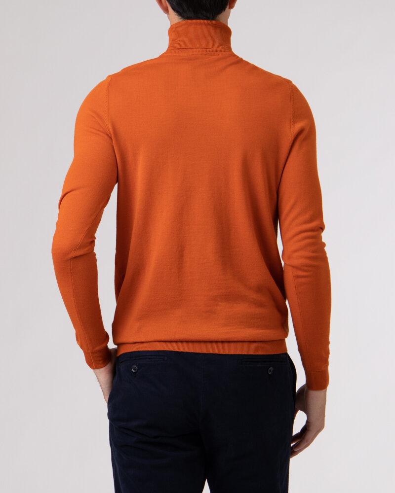 Sweter Roy Robson D91050541739900/04_A820 pomarańczowy - fot:4