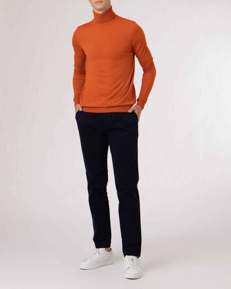 Sweter Roy Robson D91050541739900/04_A820 pomarańczowy - fot:5