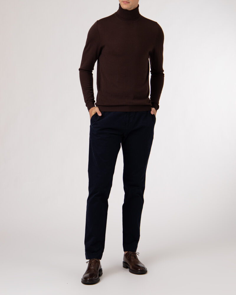 Sweter Roy Robson D91050541739900/04_A201 brązowy - fot:5