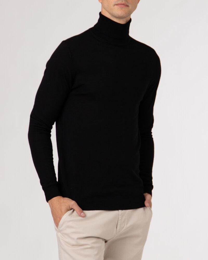 Sweter Roy Robson D91050541739900/04_A001 czarny - fot:2