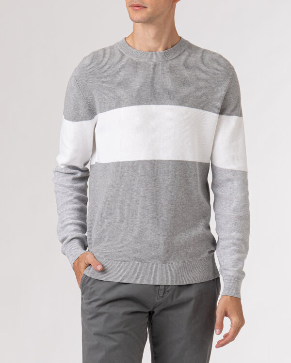 Sweter Roy Robson 091058421081500/01_Z060 szary